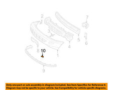 Chevrolet GM OEM 2002 Cavalier FRONT BUMPER-Lower Extension Retainer 22688427