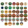 Decaf Coffee Single Serve Cups for 2.0 K cups Variety Pack Sampler,40-count