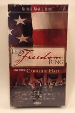 Gaither and Friends - Let Freedom Ring (VHS 2002) Bill & Gloria - Carnegie Hall