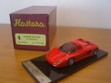 FERRARI MYTOS  HOSTARO 1/43 RARE N.BBR MODELS TAMEO TRON MG MODEL BOSICA AMR  MR