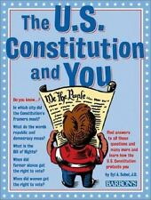 U.S. Constitution and You, The by Sobel, Syl, Good Book