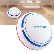 Automatic Rechargeable Smart Robot Vacuum Floor Cleaner Sweeping Suction White H
