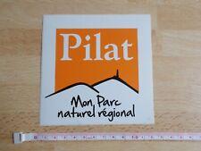 Pegatina Pilat - Mi Parque Natural Región