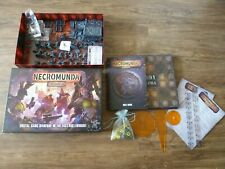 Warhammer 40K - Necromunda Underhive Board Game Games Workshop. VGC