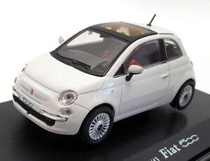 Cararama 1/43 Scale Diecast 143PND - Fiat 500 - White