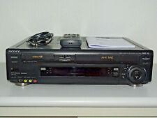 Sony SLV-T2000 High-End Hi8- / VHS-Recorder Kombination, FB&BDA, 2J. Garantie