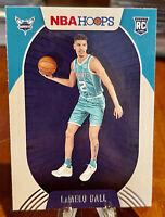 2020-21 Lamelo Ball Panini NBA Hoops Rookie Card RC Charlotte Hornets NBA PSA🏀