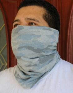 663 Face Mask BALACLAVA Face Cover Military REUSABLE Camo