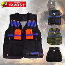 Children Tactical Nerf Guns vest suit tactical pocket For N-Strike Elite Series