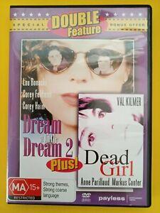 DREAM A LITTLE DREAM 2 & DEAD GIRL - DOUBLE FEATURE THRILLER