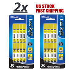 Lot of 2 Refill Lead HB 0.9mm/60mm Mechanical Pencil Lead 160 leads per pack