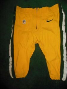 GREEN BAY PACKERS FOOTBALL GAME PANTS