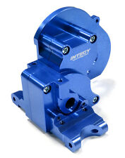 T7983BLUE Alloy Gear Box for Traxxas 1/10 Stampede 2WD, Rustler & Bandit XL5