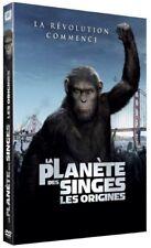 La Planète des Singes Les Origines DVD NEUF SOUS BLISTER