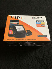 New listing Rexing V1P+ Fhd 1080p Wi-Fi Wide Angle Car Dash Camera Best Buy Edition.