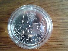 france 10 euros argent 2010 auvergne