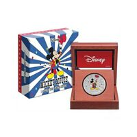 NIUE 2019 - 2$ NZD MICKEY MOUSE™ et ses Amis - Carnaval - Disney™