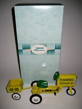 Hallmark Cards, Inc. - Kiddie Car Classics - 1961 Tractor With Trailer - Qhg9027