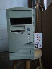 MICRO ATX Computer Case Enclosure Build Vintage 386 486 Pentium UNIQUE CASE jT34