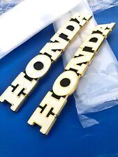 Logo Moto HONDA CB550 CB750 CB500 Four Chapa Original 87121300030 Último Raro