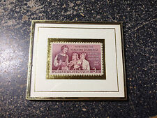 Hanford Heirlooms Teacher stamp 2048/5000 Issued July 1 1957