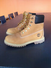Bottes Timberland, cuir, beige, point. 38