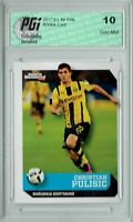 Christian Pulisic 2017 S.I. for Kids #592 Rookie Card PGI 10
