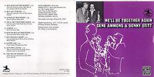 Gene Ammons & Sonny Stitt We'll Be Together Again CD Album Prestige