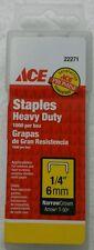 Heavy Duty Staples Stanley Staple Guns 22271ACE 082901222712