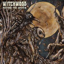WITCHWOOD - Before the Winter (NEW*70's HARD/HEAVY ROCK*JETHRO TULL*URIAH HEEP)