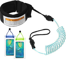 New listing Frienda Sup Leash Coiled, 6 Feet Stand Up Paddle Board Leash Surfboard Strap Sur