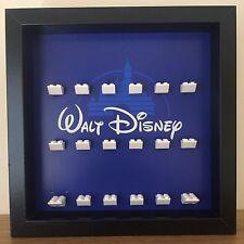 Affichage de Minifig LEGO Minifigures Series Disney encadre cas (figues non inclus)