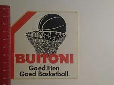 Pegatina/sticker: Buitoni goed Eten goed baloncesto (30121698)