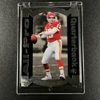 JOE MONTANA 1995 UPPER DECK SP #JM-AP ALL PRO DIE CUT FOIL INSERT NFL HOF