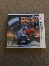Generator Rex: Agent of Providence Nintendo 3DS Cartoon Network NEW Sealed