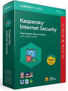 Kaspersky Internet Security 1 Year 1 Device Key Global 2021