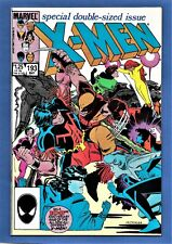 X-Men #193(1985) Double Size 1st App. Warpath In Costume MARVEL High Grade NM-