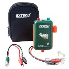 Extech CT20 Remote & locale continuità TESTER + accessori / Genuine UK STOCK