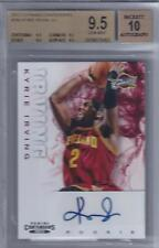 2012-13 Kyrie Irving Panini Contenders Auto RC... BGS 9.5 w/quad 9.5 subs