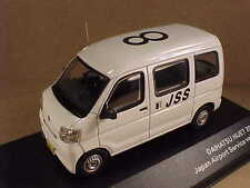J-collection 1/43 Diecast 2009 Daihatsu Hijet, Japan Airport Services Van #JC226