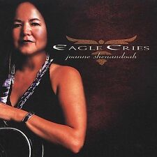 Eagle Cries by Joanne Shenandoah (CD, Sep-2001, Red Feather Music)