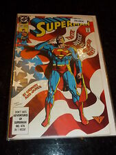 SUPERMAN Comic - 2nd Series - No 53 - Date 03/1991 - DC Comics