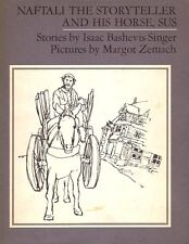 Isaac Bashevis Singer, Margot Zemach, NAFTALI THE STORYTELLER, 1976, 1st Edition