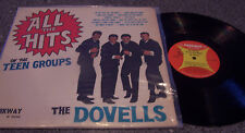 "The Dovells ""All The Hits"" PARKWAY DOO WOP LP LEN BARRY"