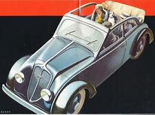 DKW-levitazione CLASSE-programma-PROSPETTO - 1934-tedesco-NL-commercio di spedizione