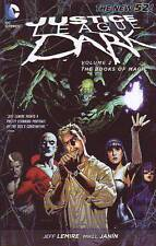 Justice League Dark vol 2 The Books of Magic trade paperback DC New 52 Lemire