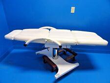 SILOUET-TONE ELITE SILVER STAR MANUAL TREATMENT TABLE  / CHAIR ~14182