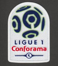 Patch Ligue 1 2017/2018 Paris marseille lyon PSG OM OL Monaco Iron-on
