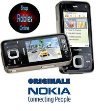 Nokia N81 8GB Black (Ohne Simlock) WLAN 3G QuadBand Radio MP3 TOP OVP