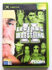 LEGENDS OF WRESTLING 2 - XBOX - PAL ESPAÑA - WWF LEGEND II WWE